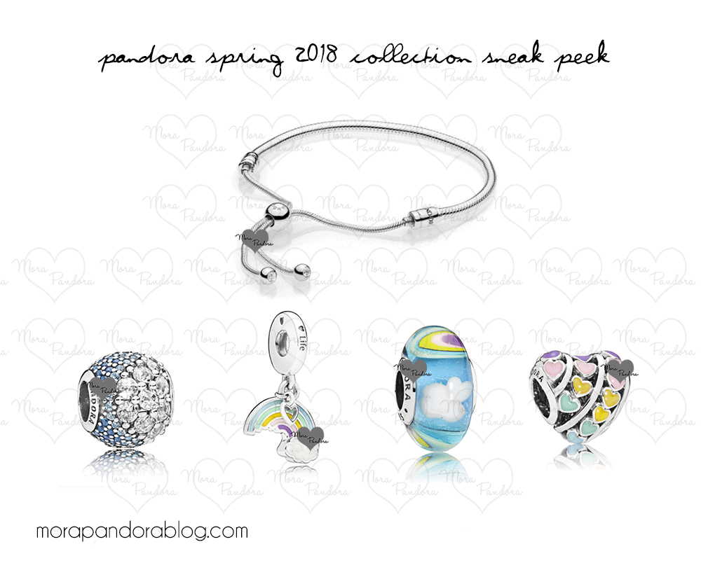 165ad10d2 pandora spring 2018 collection preview Pandora Beads, Pandora Bracelet  Charms, Pandora Jewelry, Charm