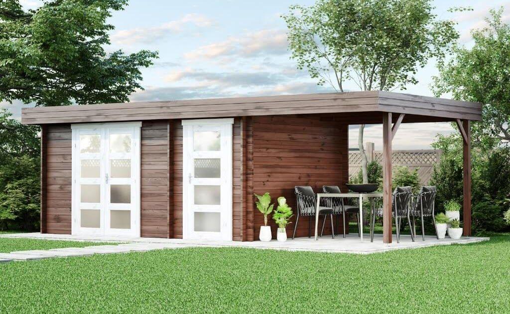 Gartenhaus Modern E Mit Schleppdach Design Gartenhauser Fertig Zu Kaufen Schoner Wohnen Gartenhaus Originell Einrich Gartenhaus Modern Gartenhaus Schleppdach