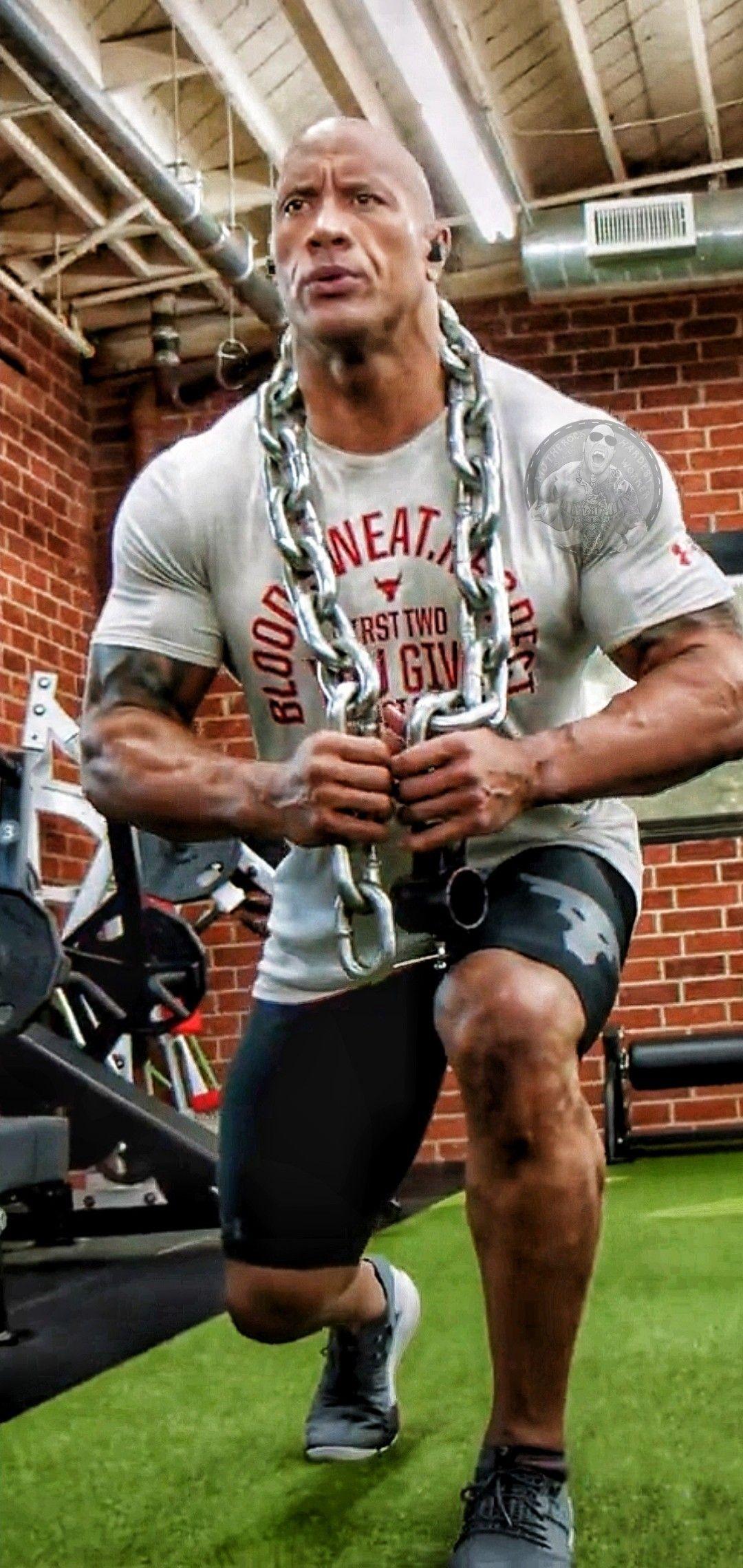 My Leg Day Workout The Rock Dwayne Johnson Dwayne The Rock Rock Johnson