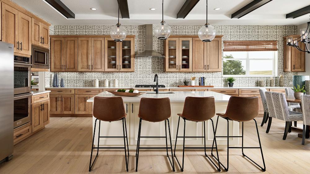 New Luxury Homes For In Aurora Co, Kitchen Cabinets Aurora Co