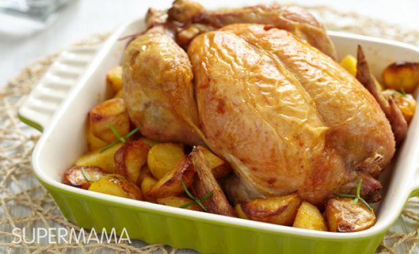 طريقة عمل صينية الدجاج بالكريمة والليمون والثوم Recipe Fast Chicken Recipes Spanish Chicken Recipes Cooking Tofu