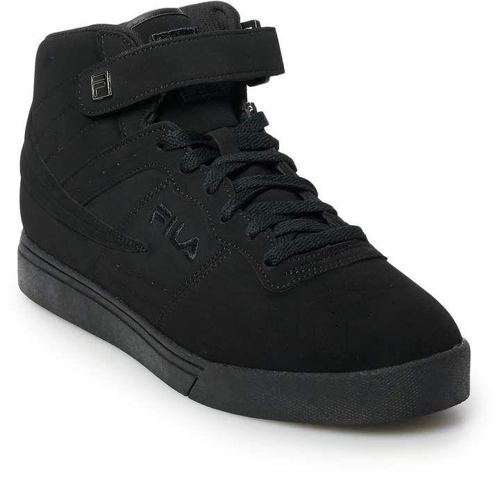FILA® Vulc 13 Mid Plus Men's Sneakers   Casual shoes, High