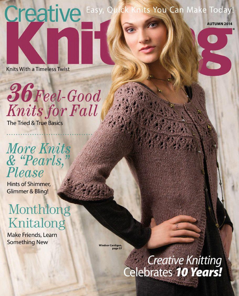 Creative Knitting  2014