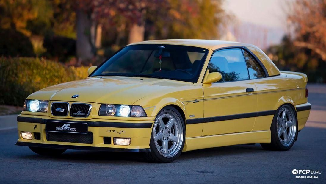 Clean and subtle e36 m3 convertible m3 convertible bmw