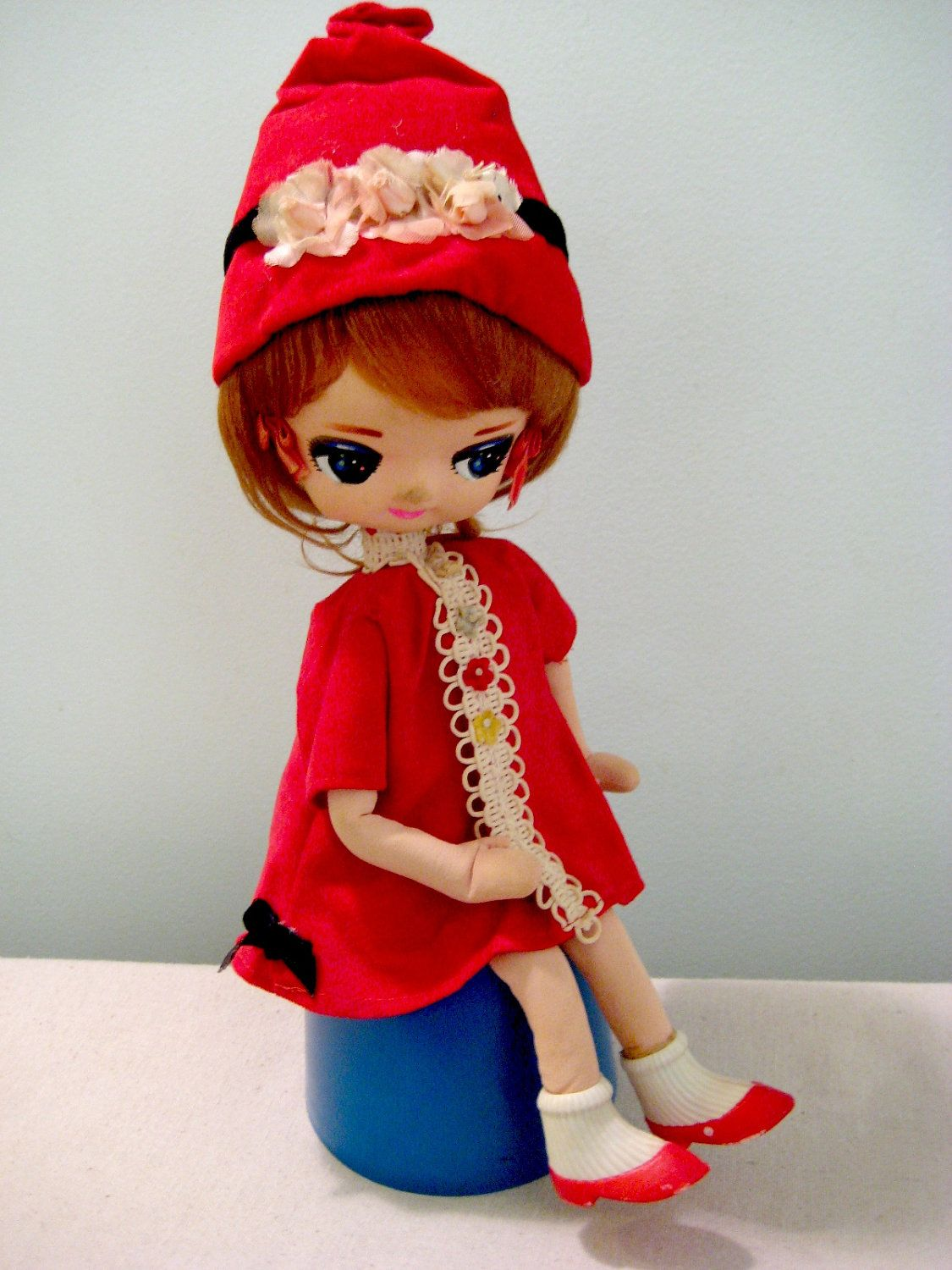 Your doll japanese vintage helpful information