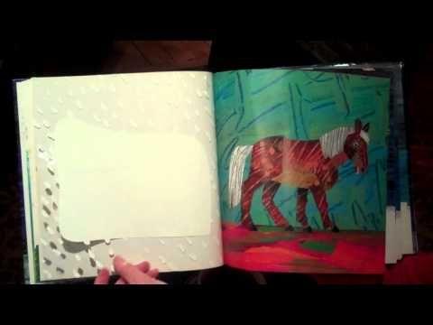 Read aloud of Dream Snow by a cute grandma.
