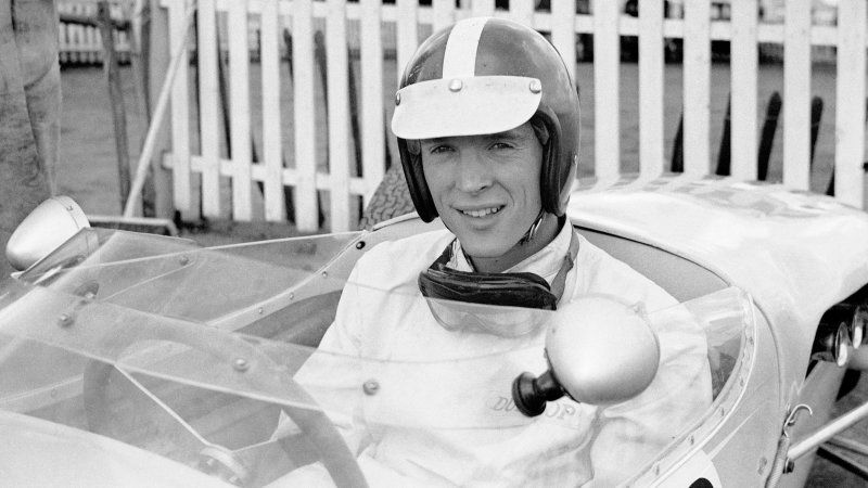 Racing Legend Dan Gurney Dies At 86 Dan Gurney Cheap Car