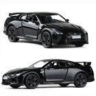 Nissan GTR R35 Sports Car 1:36 Scale Model Car Diecast Toy Vehicle Black Gift #Diecast #nissangtr