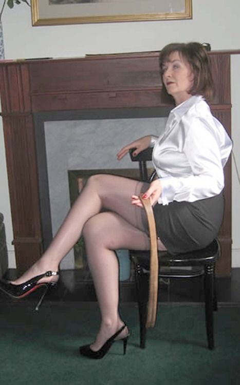 Maturefemaleauthority Madame Margi  Well What Are You -8055