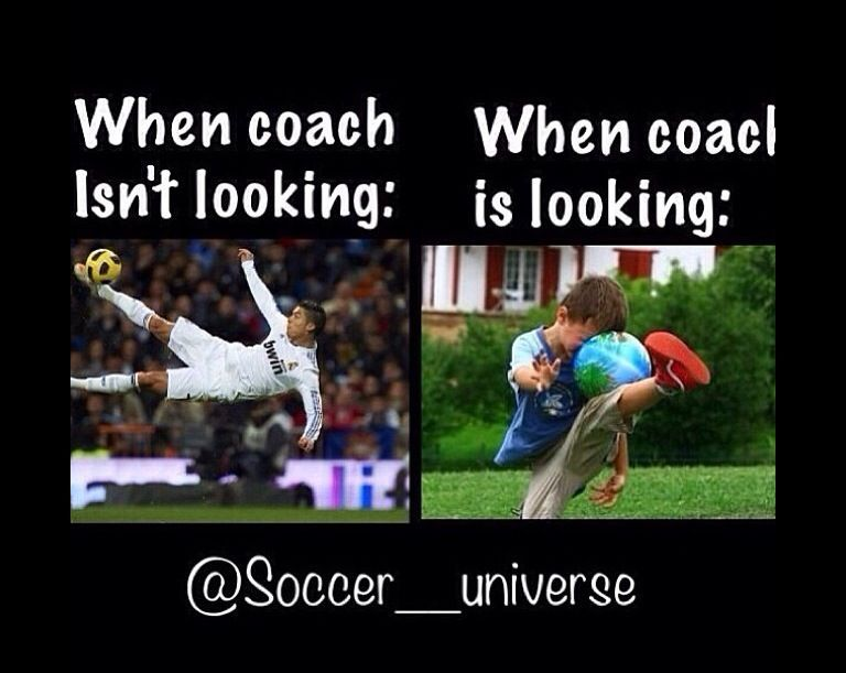 Pin by Laura Walsh on Funny | Soccer jokes, Soccer memes ...