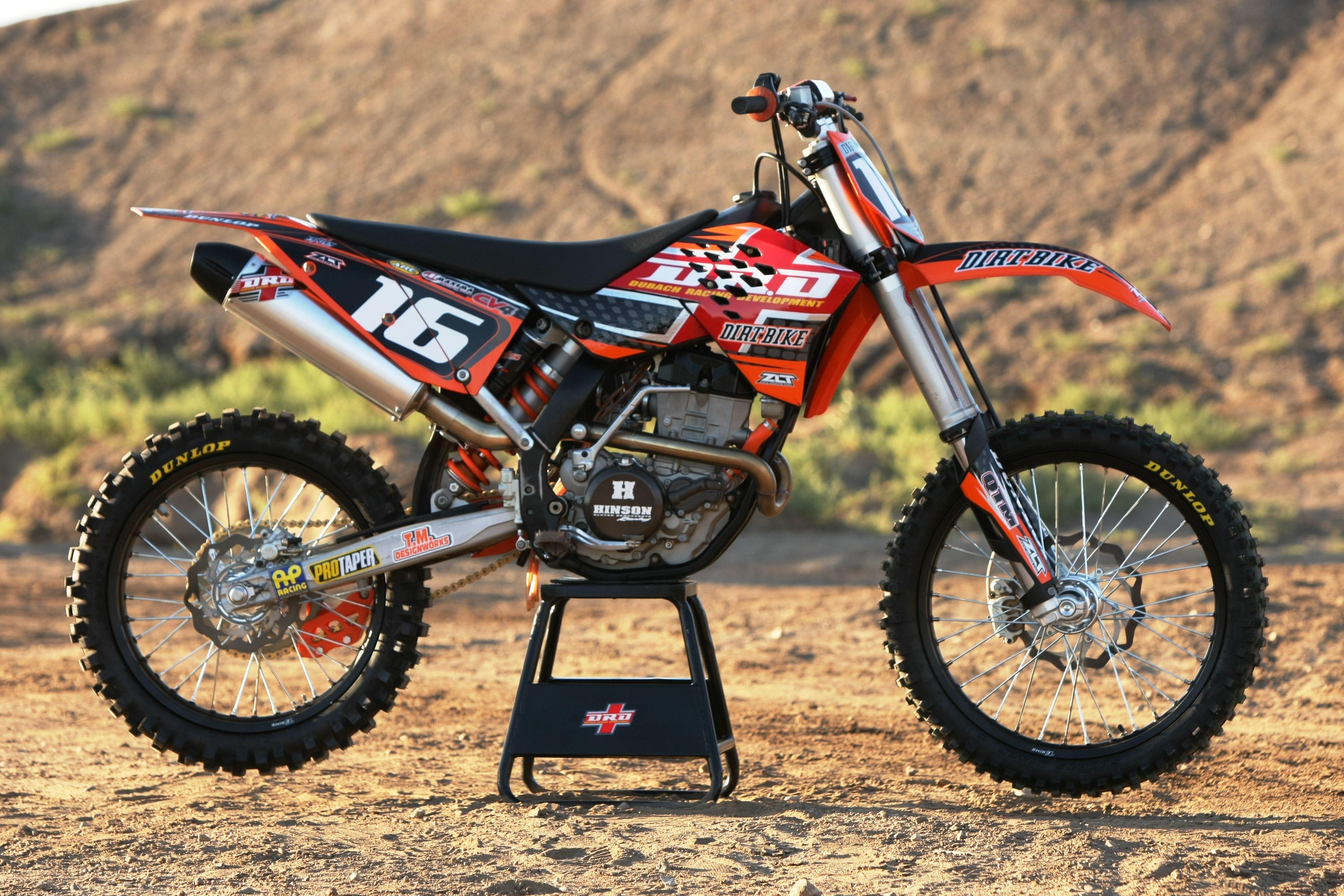 Dirt Bike Pictures Ktm250 Dirt Bike Magazine Dubach Racing