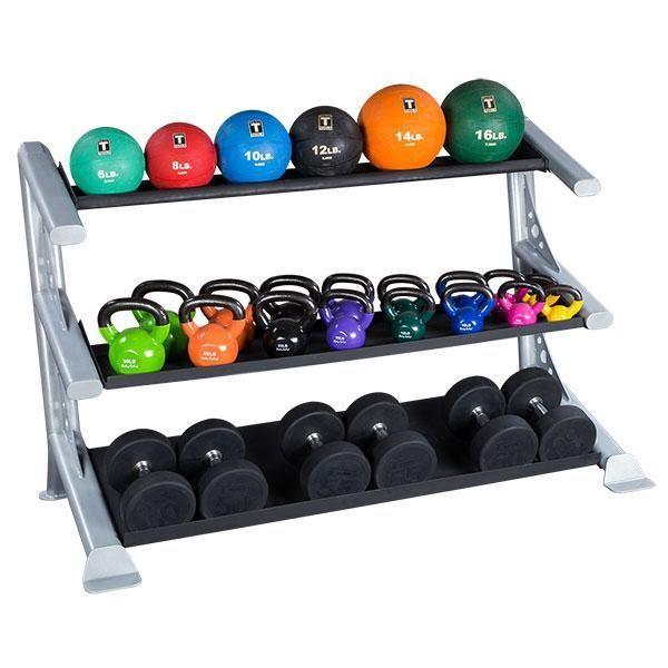 Home Gym Storage Ideas: ProClub Line Modular Storage Rack - SDKR1000