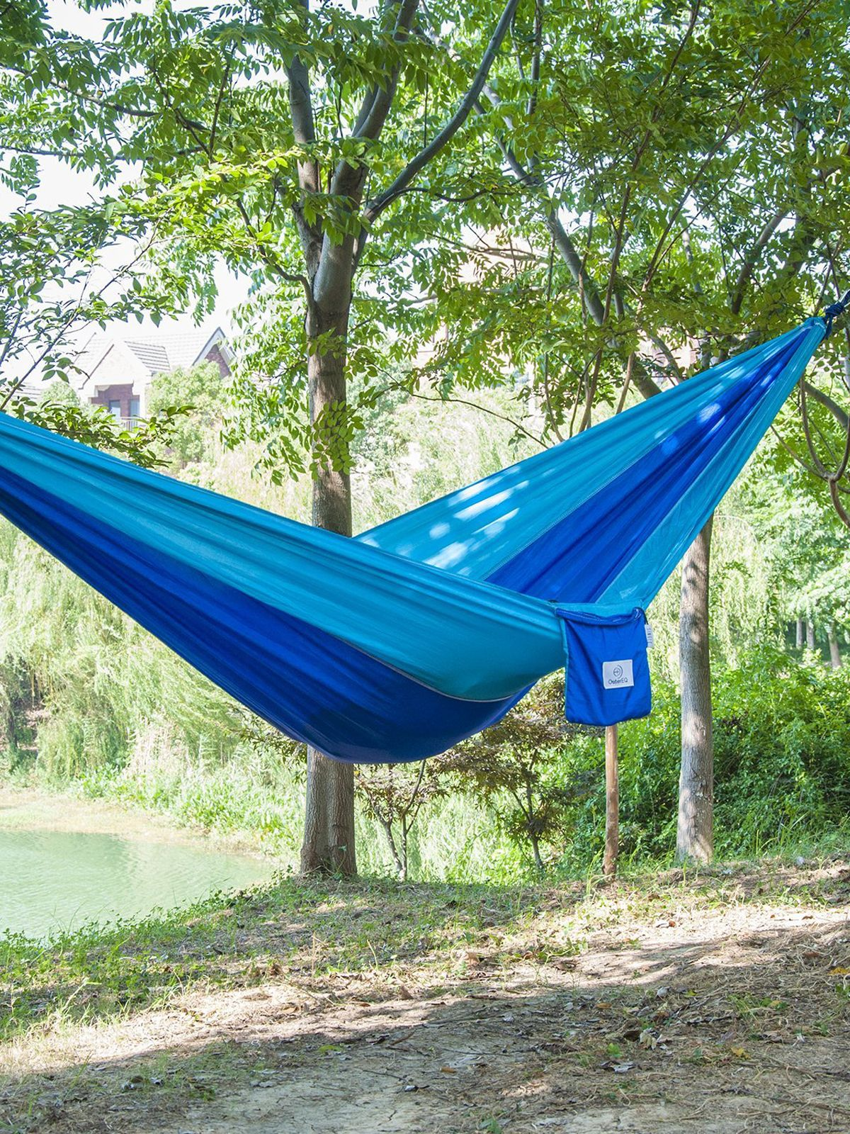 The check list camping essentials under camping hammock