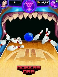 Midnight Bowling 3 (by Gameloft) — Mobers ORG | Your Daily