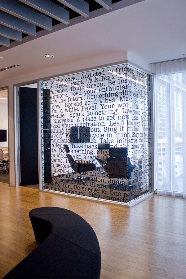 Sony ericsson north america headquarters cowork design - Corporate office design ideas ...
