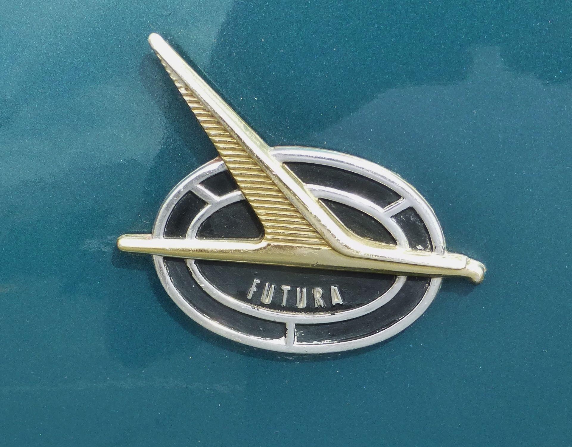 1062 Ford Falcon Futura badge graphy by David E Nelson 2017
