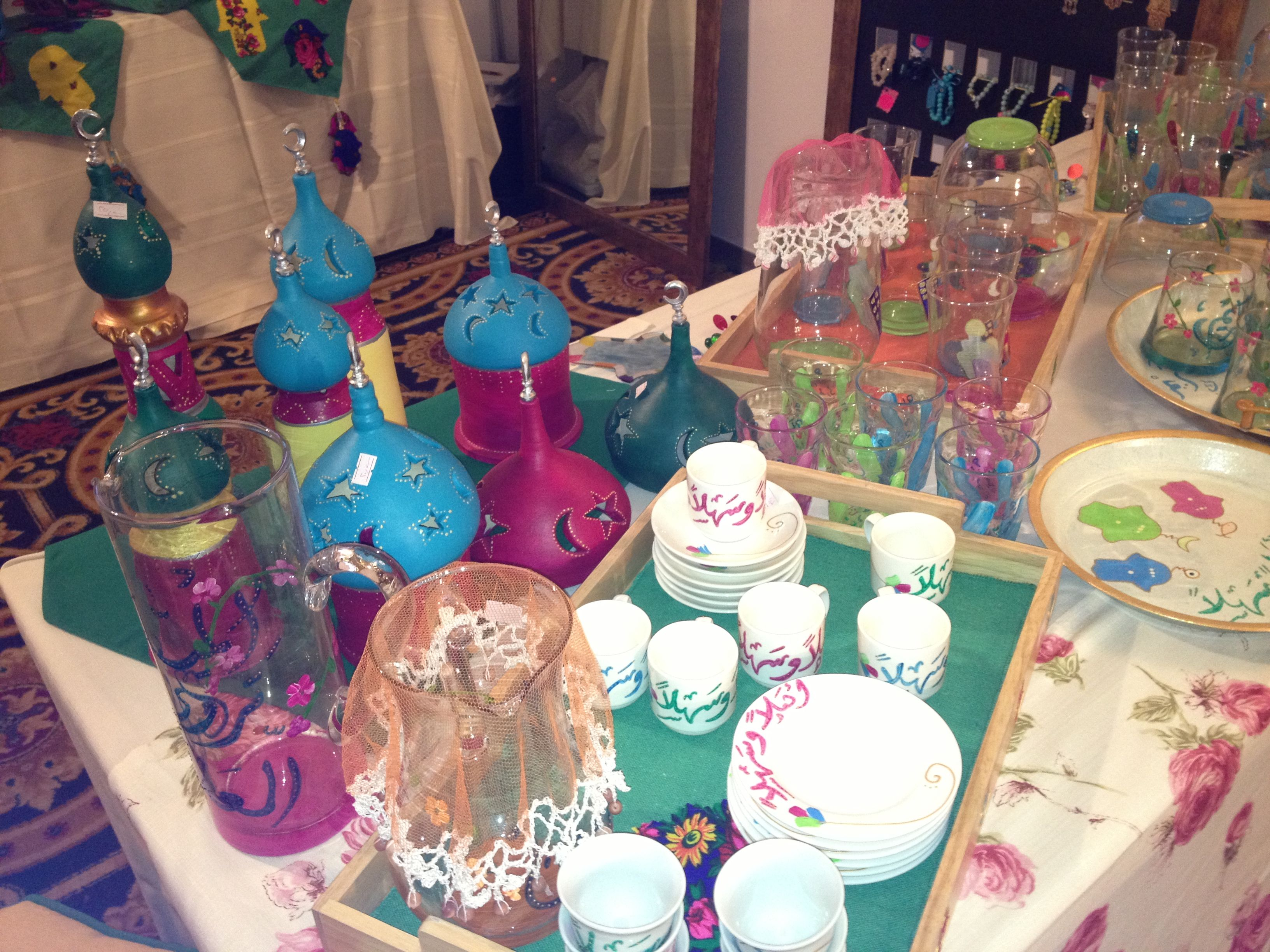 Ramadan decoration doms pinterest ramadan for Ramadan decorations at home