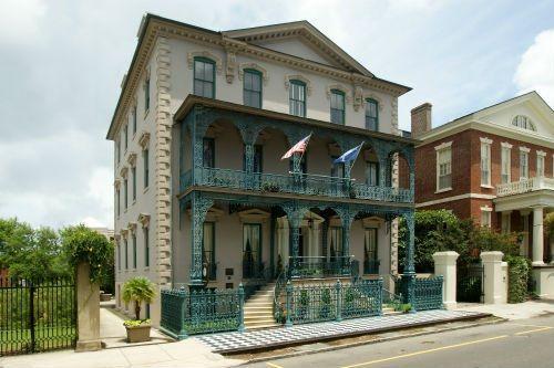 John rutledge house inn charleston south carolina for Most haunted places in south carolina