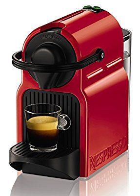 Nespresso Inissia Blanche nespresso krups inissia xn1005, cafetera de cápsulas | cafeteras