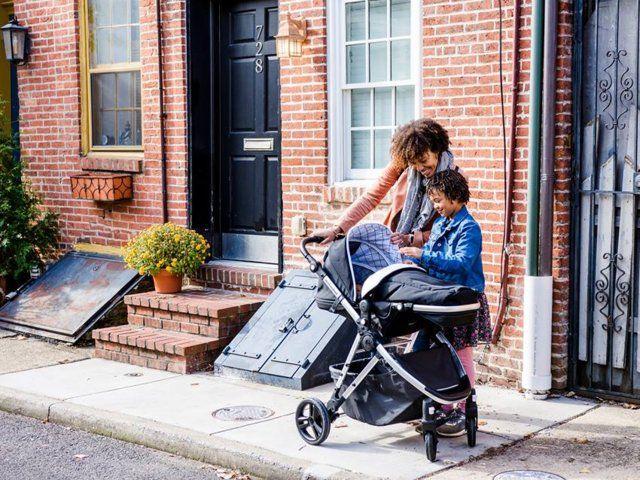 Single Stroller | Best travel stroller, Travel stroller ...