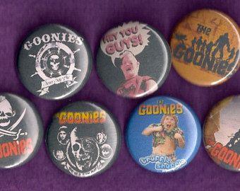 goonies /' badge choco