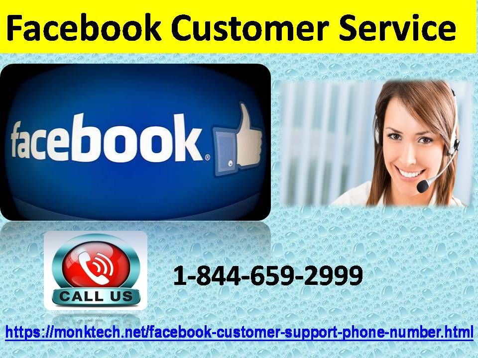 Get facebook customer service 18446592999 to know about
