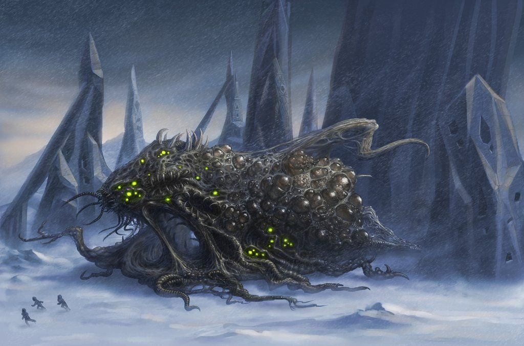 Guillermo del Toro bestiger Vanviddets Bjerge