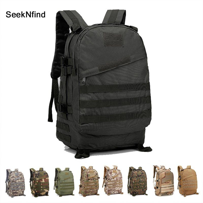 Outdoor Sports Small Mini Backpack Camping Military Tactical Rucksack Molle Shoulder Bags Waterproof Assault Sling Bag Xa411wa Sports & Entertainment