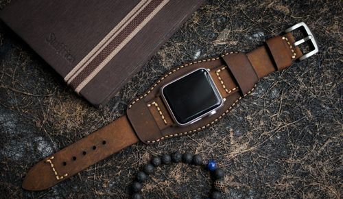 c57357f8ca4941 4 Beautiful Leather Apple Watch Bands | iPhoneLife.com | Other ...