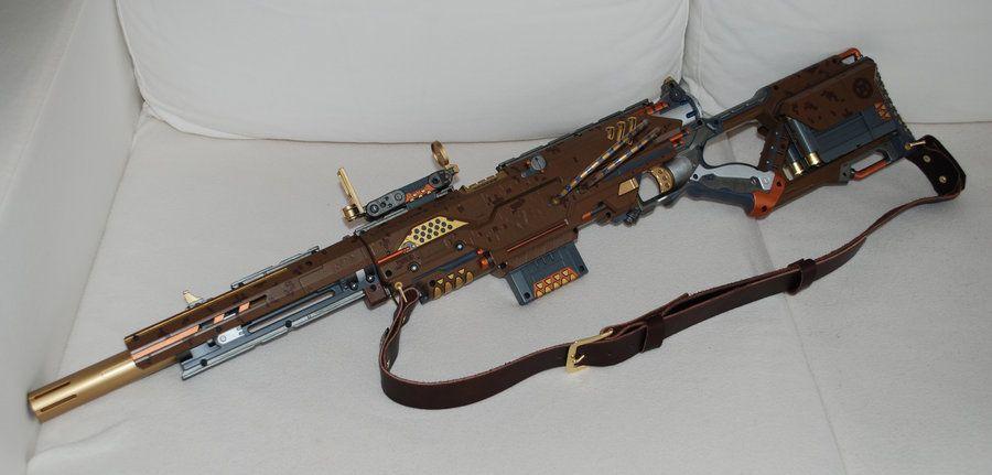 Nerf Longstrike 015