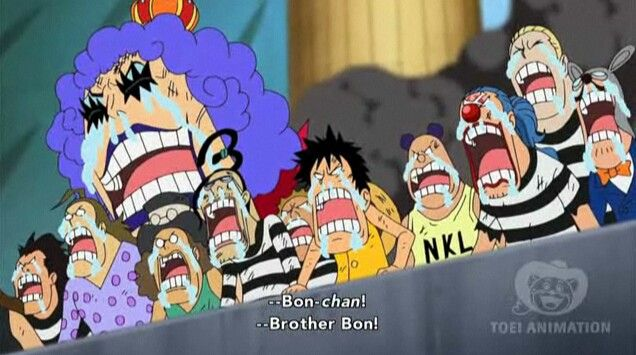 Impel Down One Piece Anime Art Animation