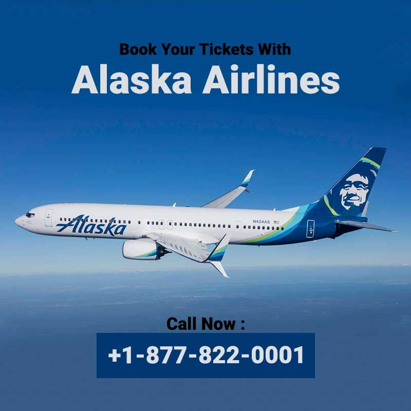 Are you planning for a holiday trip but having some doubt related to travel issues? Alaska Airlines provides an online platform for both domestic and International flight bookings on cheapest airfare. For any kind of travel related queries, you can contact our travel experts through +1-877-822-0001  #AlaskaAirlineFlightBooking #FlightReservations #CheapAirTicket