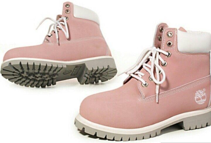 330fc40405063 Bubblegum Timberlands | Shoes! | Timberland boots women, Timberlands ...