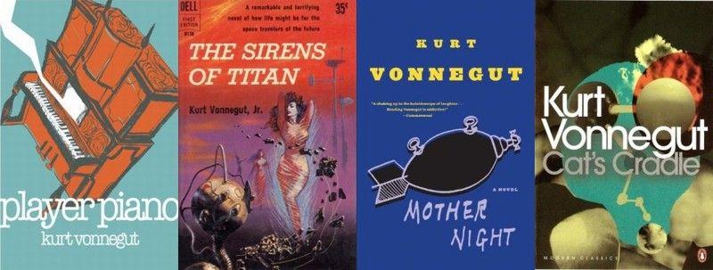 Kurt vonnegut book list book lists kurt vonnegut books