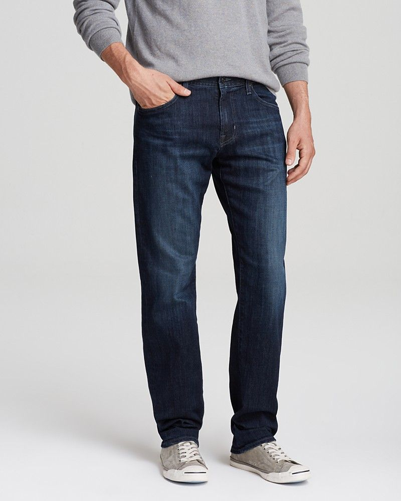 Jeans Graduate New Tapered Fit in Stallo | Ralph's