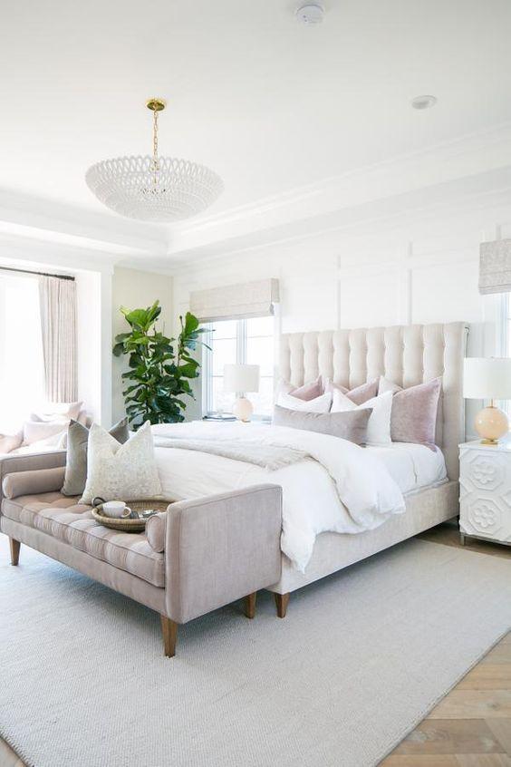Favorite Space Of The Week Weekend Sales Elegant Master Bedroom Home Decor Bedroom Luxurious Bedrooms