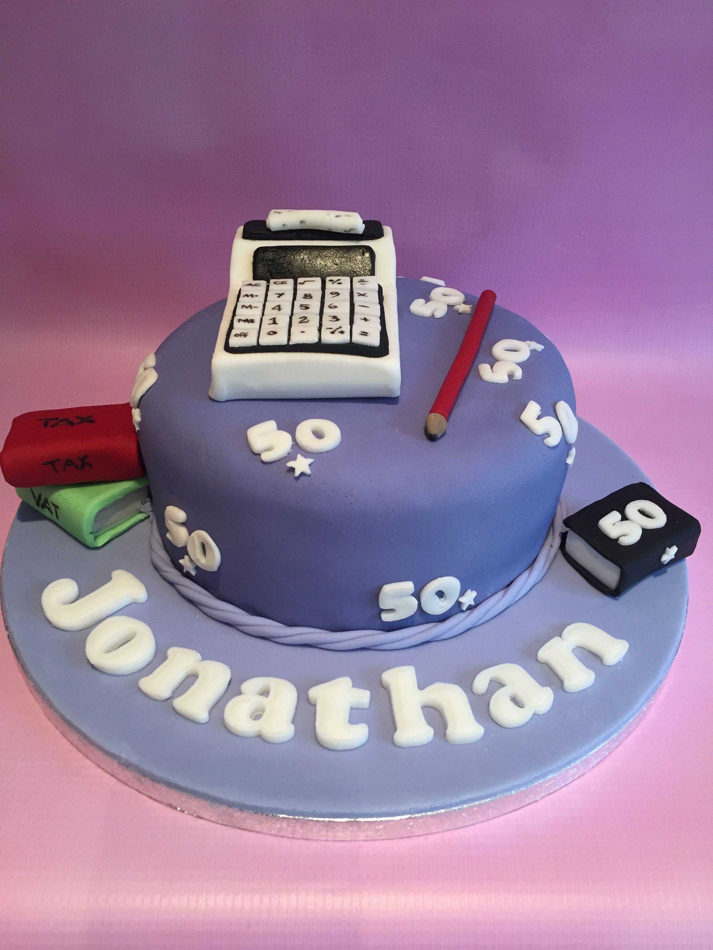 Strange Accountant Cake Cake Cake Design Desserts Personalised Birthday Cards Akebfashionlily Jamesorg