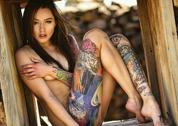 Carmen Bay   — Tattoos ON Women —   Pinterest   Tattoo