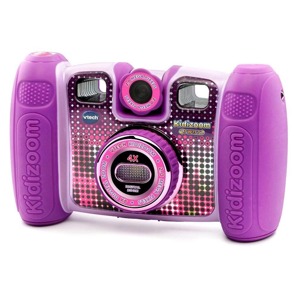 Vtech Kidizoom Twist Purple Vtech Best Toddler Gifts Kids Electronics