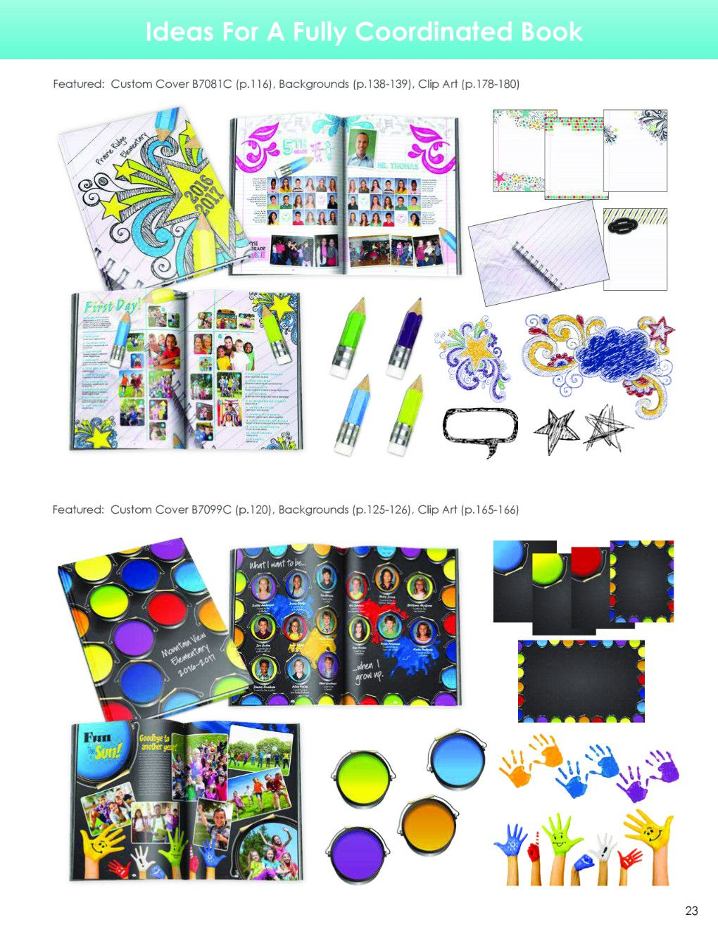 clipart backgrounds templates fonts yearbooklife ספר מחזור