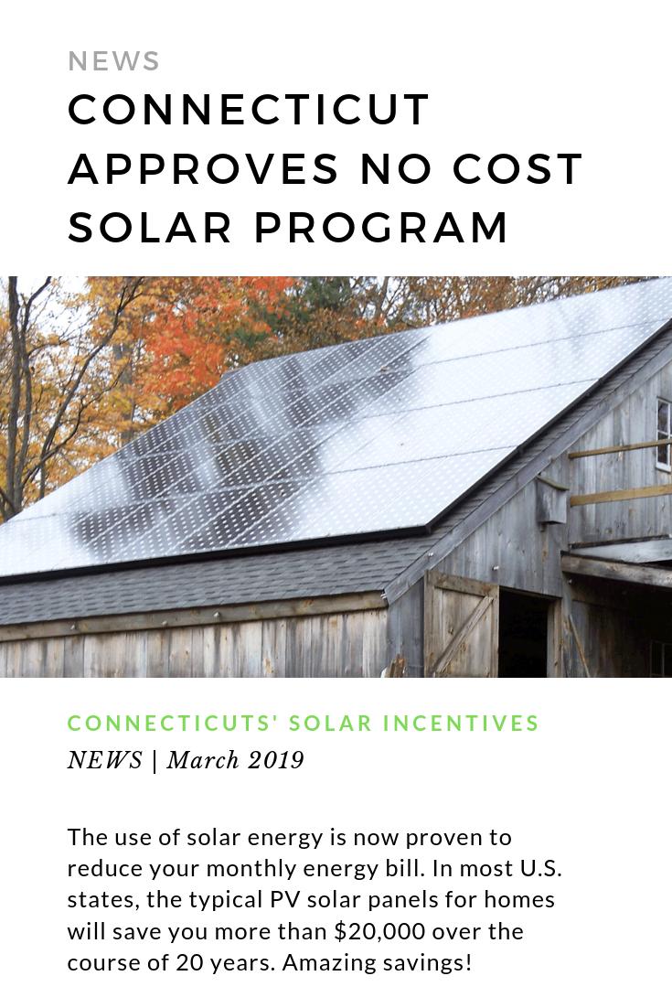 Connecticut Homeowners Should Read This Solar Solar Panels For Home Solar Panels