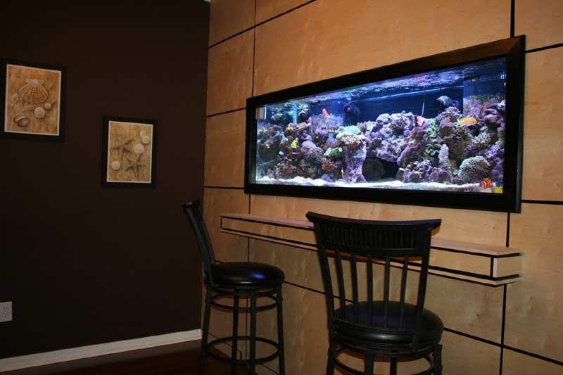 How To Make Wall Aquarium And Wall Fish Tank Diy Wall Mounted