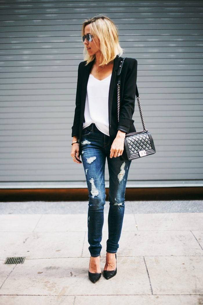 30 Edgy Womens Fashion Ideas