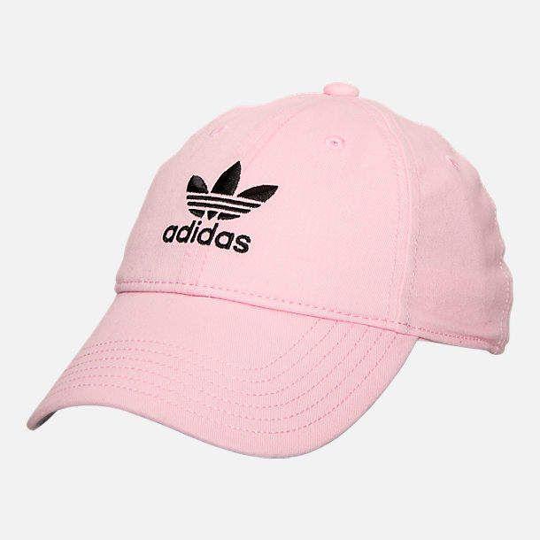 26490230b033f adidas Women s Originals Precurved Washed Strapback Hat