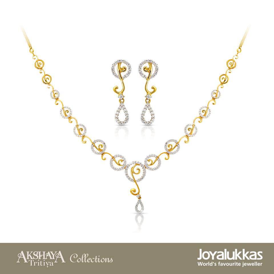 Necklaces joyalukkas akshaya trithiya collections joyalukkas discover ideas about jewelry collection necklaces joyalukkas akshaya trithiya collections aloadofball Image collections