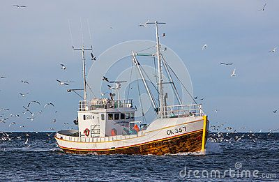 Old Commercial Fishing Boat 500 Gunnar Hamundarsson Gk 357 With