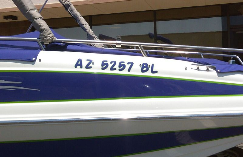 Custom Boat Lettering Decals Stickers Boatgraphics Vinyl - Vinyl boat graphics decals
