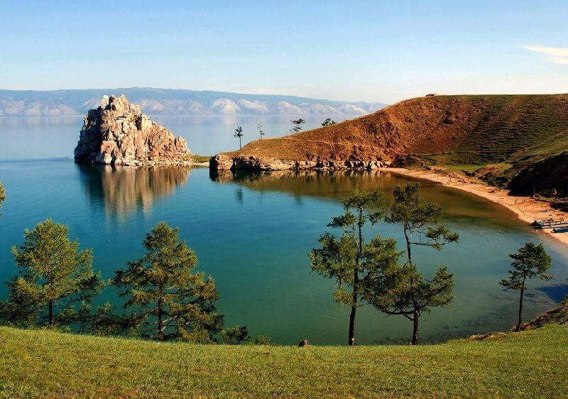 Sibérie : l'esprit du lac Baïkal | Lac baïkal, Beau ...
