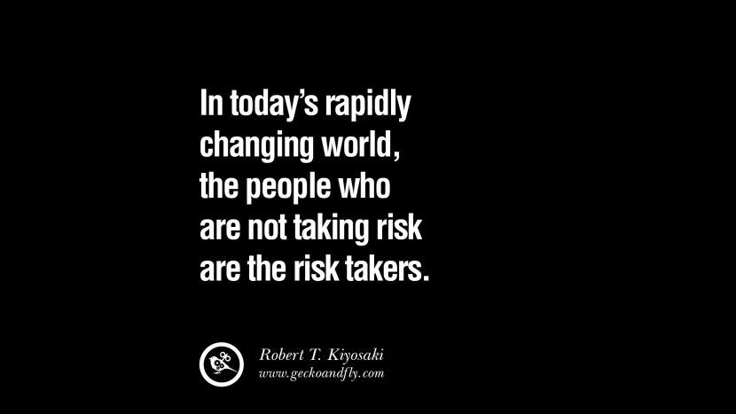 Quotes About Changing The World In Today's Rapidly Changing World The People Who Are Not Taking .