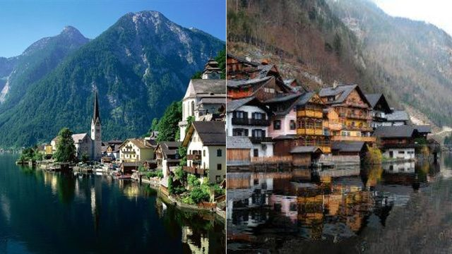 Chinese Real Estate Developers Successfully Cloned Entire Austrian Village
